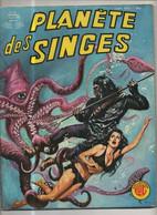 La Planete Des Singes 15 EO BE Lug 04/1978  Moench  (BI4) - Edizioni Originali (francese)