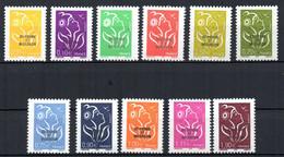 SPM Saint Pierre & Miquelon 2005 N° 829 à 839  Neuf XX MNH Cote : 32,60€ - Neufs