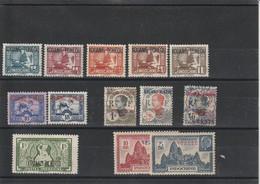 Kouang Tchéou  Lot Divers - Used Stamps