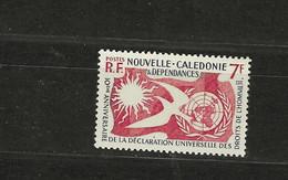 NUEVA CALEDONIA Nº 290 - Unused Stamps