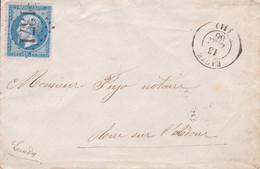 LAC Eauze GC  1371 Pour Aire Sur Adour  1866 - 1849-1876: Periodo Classico