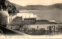 Algérie - ORAN - Les Bains De La Reine - Oran