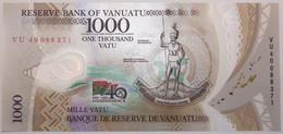 Vanuatu - 1000 Vatu - 2020 - PICK 21a.2 - NEUF - Vanuatu