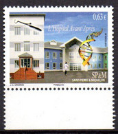 SPM Saint Pierre & Miquelon 2013 N° 1082 Neuf XX MNH Cote : 2,40€ - Neufs