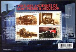 SPM Saint Pierre & Miquelon 2014 N° 1112 à 1115 F1112 Neuf XX MNH Cote : 9,20€ - Neufs