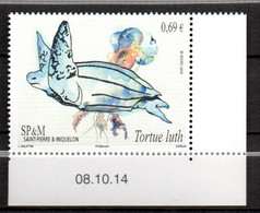 SPM Saint Pierre & Miquelon 2014 N° 1118 Neuf XX MNH Cote : 2,20€ - Neufs