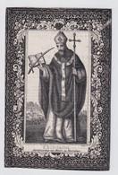 H.PRENTJE H.BONIFACIUS  BISSCHOP - AUGUSTINUS HERME  ST.DENIJS WESTREM - 1858OVERL. DE PINT TE NAZARETH  69 J  - 2 SCANS - Overlijden