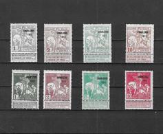 Belgien - Selt./ungebr. Serie Aus 1911 - Michel 81/88 III! - Nuevos