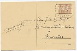 Treinblokstempel : Oldenzaal - Almelo A 1922 - Non Classificati