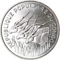 Monnaie, Congo Republic, 100 Francs, 1971, Paris, ESSAI, FDC, Nickel, KM:E1 - Congo (Republic 1960)