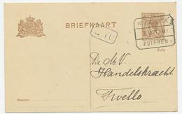 Treinblokstempel : Winterswijk - Zutphen B 1921 - Non Classificati