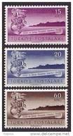 1947 TURKEY THE 3RD INTERNATIONAL VINTNERS' CONGRESS MNH ** - Ungebraucht