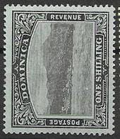 Dominica Mh* Multiple CA Wtm 6 Euros - Grenada (...-1974)