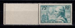 YV 313 Pilatre De Rozier N** Cote 45 Euros - Ungebraucht