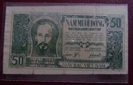 VIET NAM   50 Dong Viet Nam Dan Chu Cong Hoa 1948 - Viêt-Nam