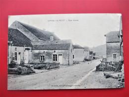 LIFFOL LE PETIT  - Rue Haute - En 1907 - TBE - Other Municipalities