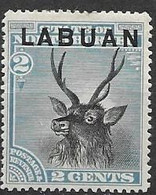 Labuan Mh * 1894  4 Euros - Other
