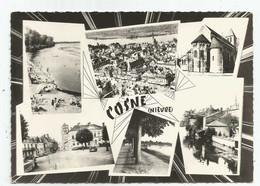 Cosne Sur Loire (58 - Nièvre)  Multivues - Cosne Cours Sur Loire