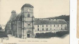 Saint Mihiel   Eglise Saint Michel Collége - Gondrecourt Le Chateau