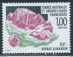 TAAF - 1993 - Grenat Almandin - N° 173  - Neuf **   - MNH - Neufs