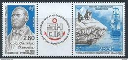 TAAF - 1994  - Adrien Vincendon Dumoulin - N° 192/193A   - Neuf **   - MNH - Neufs