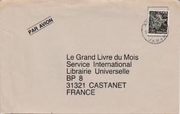 JAPON SEUL SUR LETTRE POUR LA FRANCE - Cartas