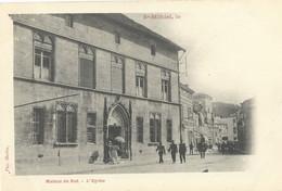 Saint Mihiel  Maison Du Roi   L'Eglise - Gondrecourt Le Chateau