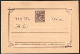Entero Postal - Edi 19A (Laiz) - Sin Circular - 1850-1931