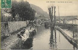 BRIVES-CHARENSAC  Les Bords De La Loire (lavandières) - Andere Gemeenten