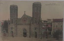 Le Puy - Eglise Saint Pierre Aux Carmes - Le Puy En Velay