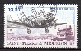 SPM Saint Pierre & Miquelon 1988 PA N° 67 Oblitéré Cote : 3,00 Euro - Used Stamps