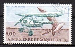 SPM Saint Pierre & Miquelon 1990 PA N° 69 Oblitéré Cote : 1,60 Euro - Usati
