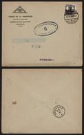 Belgique 1918 - Lettre Chaleroi Vers Gosselies - Censure - Forges De La Providence Franc Maçon - [OC1/25] General Gov.