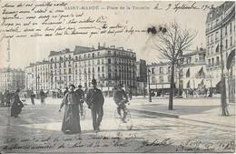 SAINT MANDE Place De La Tourelle - Saint Mande