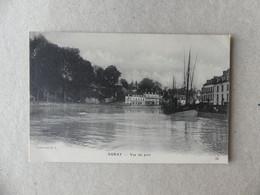 Auray Vue Du Port HL 23 - Auray