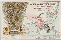 SOCIETE DES MISSIONS ETRANGERS DE PARIS EN EXTREME ORIENT 1658 - 1925 - Missioni