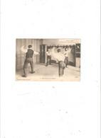 LILLE  L'ECHO DU NORD. SALLE D'ARMES DE LA REDACTION EN 1908. EDITION DUBAR N° 5 - Lille