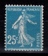 YV 140 N** Semeuse Cote 6 Euros - Unused Stamps