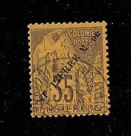 SPM MIQUELON YT 27 OBL TB...Signé ROUMET - Used Stamps