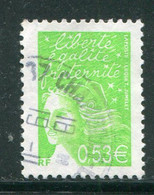 FRANCE- Y&T N°3450- Oblitéré - Usados