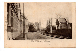 Salzinnes: Rue Lelièvre - Namen
