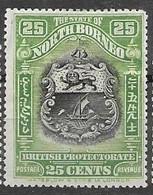 North Borneo Mh * 6 Euros - North Borneo (...-1963)