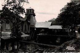 Mines, Mine : La Machine - (58) Nièvre - Le Puits Des Zagots - La Machine