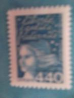 TIMBRE : No: 3095 , MARIANNE De LUQUET , 4,40 Bleu Type I XX , En Bon état - Nuovi