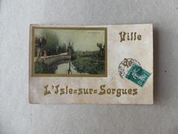 Ville De L'Isle-sur-Sorgues A La Pyramide - L'Isle Sur Sorgue