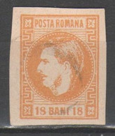 Romania 1868 - Carol I 18 Bani (dubbio)           (g7337) - 1858-1880 Moldavië & Prinsdom