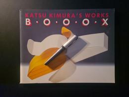 """Ausschneide-Bogen-Buch: Katsu Kimura's Works """"Boox"""", Taschen Verlag, Köln 1991 - Non Classificati"""