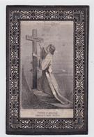H.PRENTJE DOPTER - MARIE DE ROOSE  NAZARETH  - DEURLE 1865   2 SCANS - Overlijden