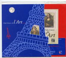 France - Philexfrance 1999 - Bloc Chefs D'oeuvre De L'art - Neuf** Dans Pochette Fermée Bleue - Ongebruikt