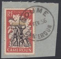 Cameroun Mandat Français - Doume Sur N° 298 (YT) N° 261 (AM). Oblitération. - Oblitérés